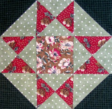 free pattern ohio star quilt block star block patterns 171 design patterns