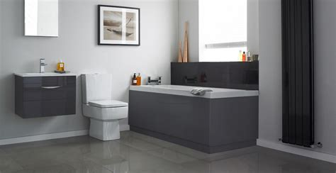 grey bathroom ideas for a chic and sophisticated look - Grey Bathroom Ideas