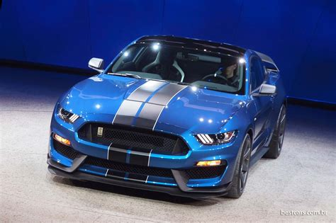 Ford Mustang Shelby 350 by Shelby Gt 350 R Mustang Para As Pistas 500 Cv Best Cars