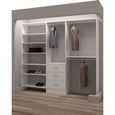 Sliding Door Closet Organization Closet Door Ideas Closet Organizer Closet Systems Wardrobe Closet Sliding Closet Doors