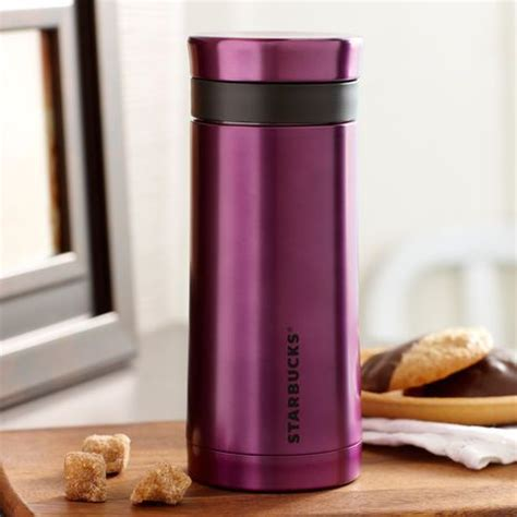 Termos Tumbler Starbucks Slim Stainless Color the color of this stainless steel travel press by starbucks a few years back i received a