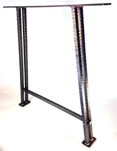 handmade custom table legs by anvil studios