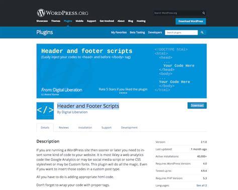 wordpress header layout plugin 12 best footer wordpress plugins for 2018