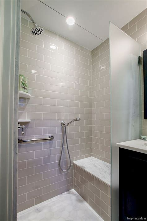 modern doorless shower ideas images shower remodel