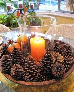 Esszimmer Dekoration 3276 by 30 Gorgeous Crafts For Decorating With Pine Cones