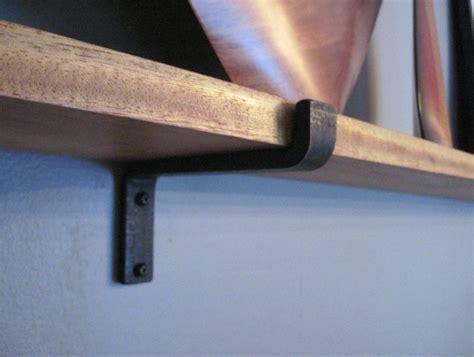 industrial wall shelf brackets home design ideas