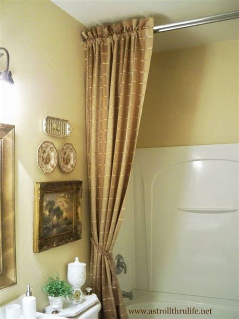 diy bathroom curtain ideas hometalk diy shower curtain ideas refreshrestyle d s