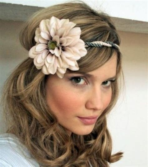 wedding hairstyles using a headband hairstyles headband hair loss