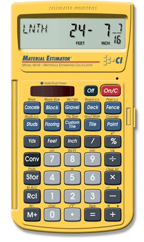 building materials estimator material estimator construction calculators do it