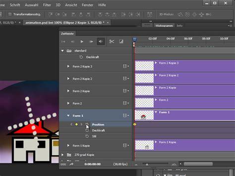 adobe photoshop animation tutorial animationen in adobe photoshop cs6 erstellen