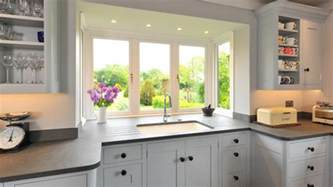 home design lover 20 charming kitchen spaces with bay windows home design lover