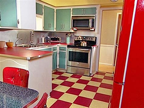 retro kitchen flooring ideas muebles de cocina estilo retro a medida en zona norte de