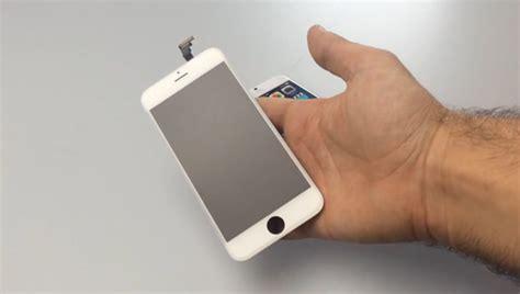 iphone 6 l 233 cran arrive dans les boutiques de r 233 paration en belgique vid 233 o belgium iphone