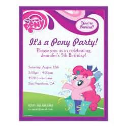 my little pony pinkie pie birthday party 4 25x5 5 paper
