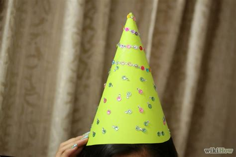 How To Make A Paper Cone Hat - how to make a paper cone hat 28 images santa s hat