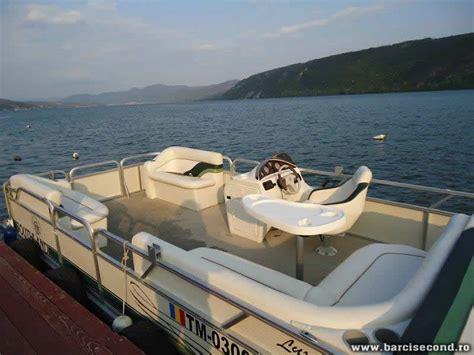 catamaran de vanzare ponton catamaran 11 locuri barcisecond vanzari