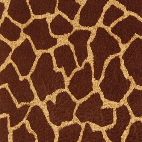 giraffe upholstery fabric brown giraffe print microfiber stain resistant upholstery