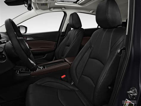 mazda 3 interior pictures mazda mazda3 prices reviews and pictures u s news