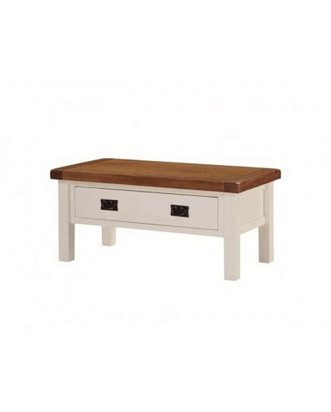 Small Coffee Tables With Drawers Heritage Small Coffee Table With Drawer
