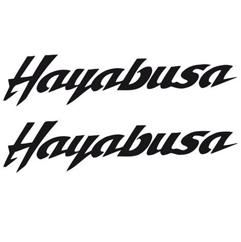 Suzuki Bike Stickers Motorcycle Bike Suzuki Hayabusa Decals Decal Stickers