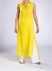 dress semizie summer sleeveless 100 linen gauze join
