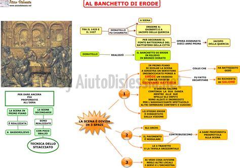 Il Banchetto Di Erode by Donatello Ist Superiore Aiutodislessia Net