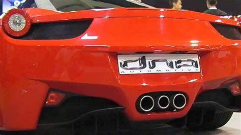 fake ferrari 458 ferrari 458 italia replica youtube