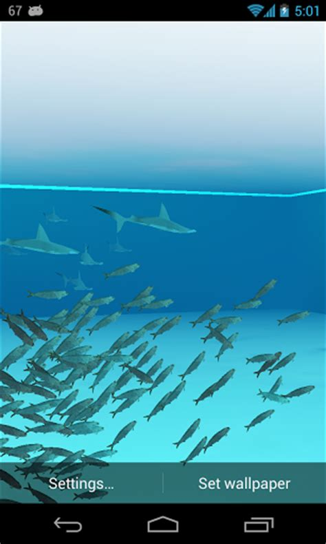 image 2 wallpaper apk 3d shark live wallpaper for android 3d shark live wallpaper 1 0 7