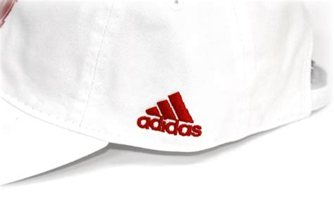 adidas white s slouch hat