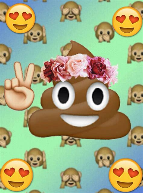 emoji wallpaper free download poop emoji wallpaper related keywords poop emoji