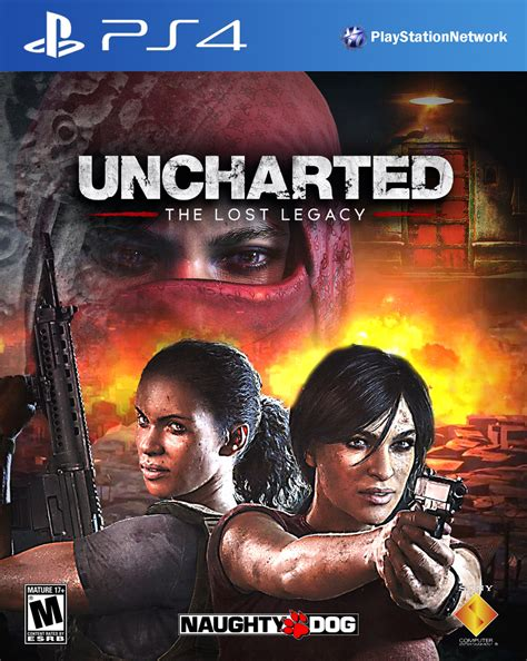 uncharted the lost legacy ps4 md store