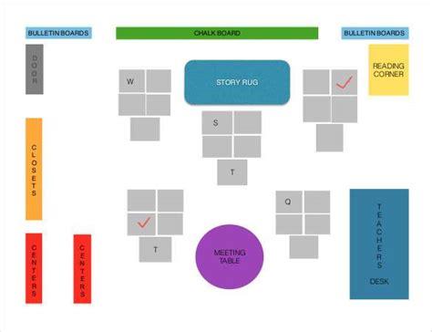 u shaped classroom seating chart template create a classroom seating chart free