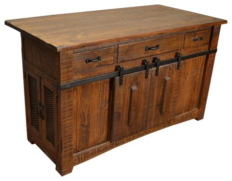 rustic kitchen islands and carts crafters and weavers greenview kitchen island kitchen islands and kitchen carts houzz