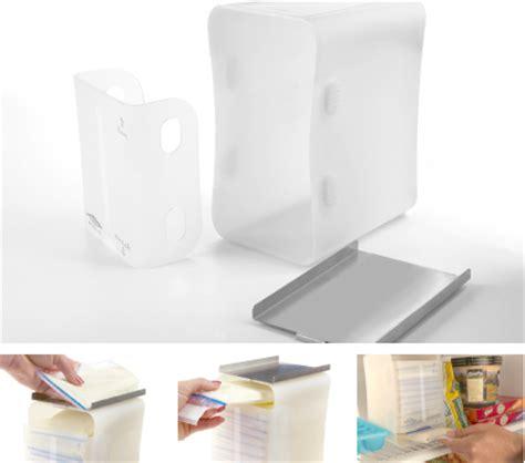 Freezer Penyimpanan Asi milkies freeze mengorganisasi kantong asi didalam freezer