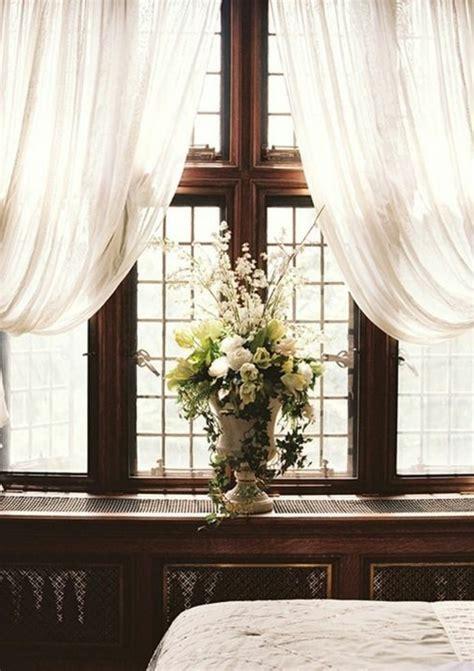 Fensterbank Aus Holz by 1001 Tolle Ideen F 252 R Fensterbank Aus Holz In Ihrem Zuhause