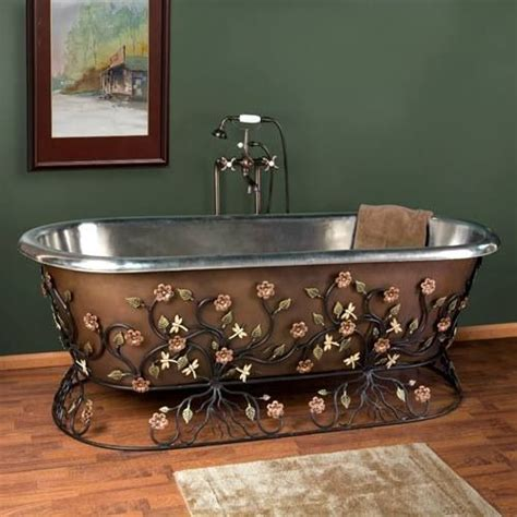 old metal bathtubs art nouveau metal bathtub chaudronnerie indus art