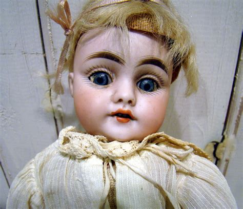what is a bisque doll gamage antiques your source for antiques appraisals