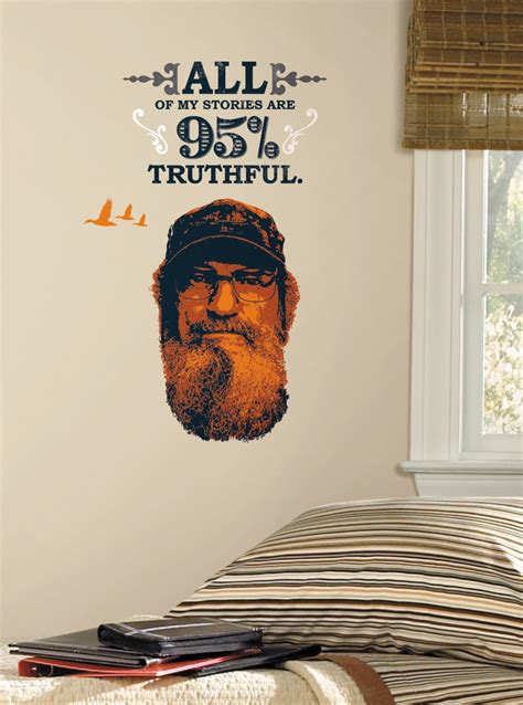 duck dynasty home decor duck dynasty si peel and stick giant wall decals