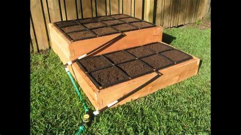 Garden Irrigation Ideas Raised Garden Irrigation Ideas Photograph Tier