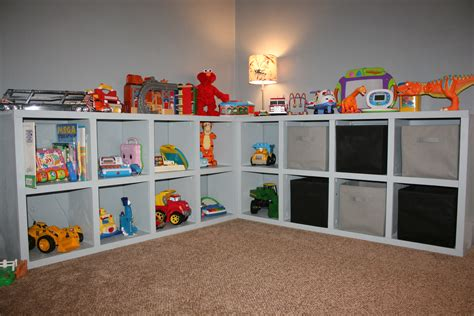 Toy Room Storage | ana white toy storage diy projects