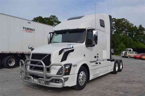 2016 volvo big rig volvo vnl64t670 2016 sleeper semi trucks