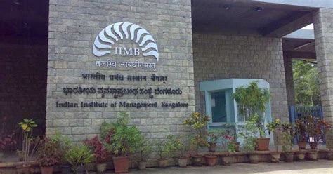 Executive Mba From Iim Bangalore Placements by Admission For One Year Mba Programme Of Iim Bangalore
