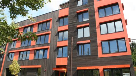 housing in portland schock blog 187 blog archive 187 passive house multi family project kiln apartments