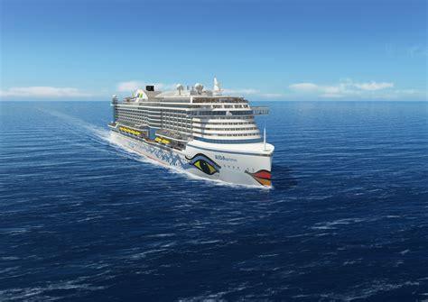schiffsplan aida prima aidaprima bau verz 246 gert sich weiter jungfernfahrt