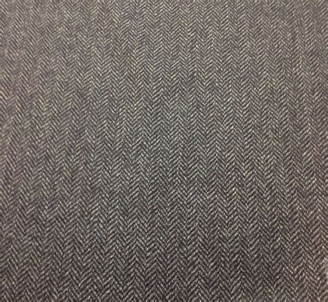 upholstery materials uk dark purple grey herringbone pure wool fabric uk woven
