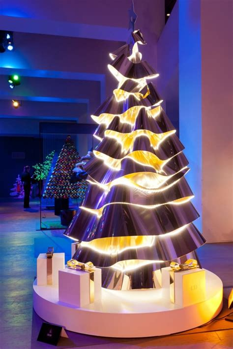 felix ip 蟻速畫行 designer christmas trees
