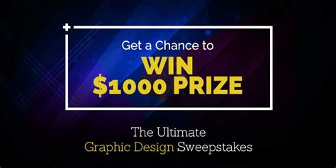 The Ultimate Entertaining Giveaway by The Ultimate Graphic Design Sweepstakes