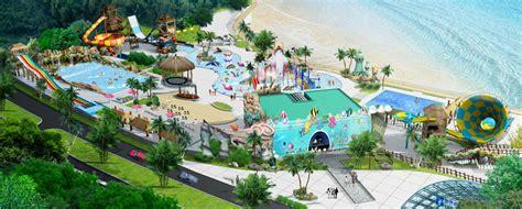 theme park xiamen xiamen guanyinshan fantasy beach park to fully open on