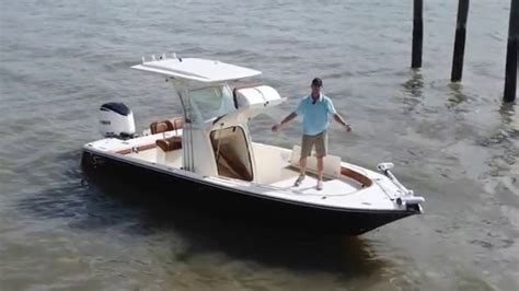 scout boats ratings scout boats 251 xs in depth tour youtube