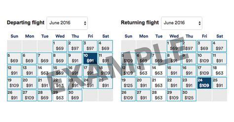 Fare Calendar Low Fare Calendar Alaska Airlines